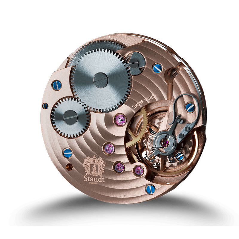 Staudt S6498 Unitas movement