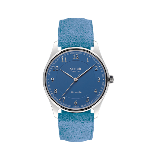 Ton sur ton ladies watch cool blue 37mm